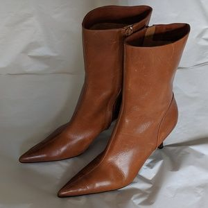 Vintage Style Steve Madden Pointed Toe Boots